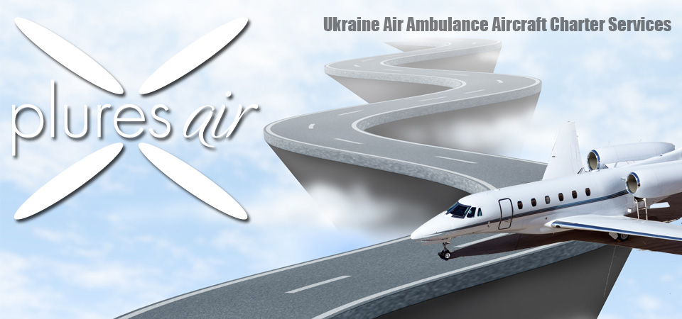 Ukraine Air Ambulance